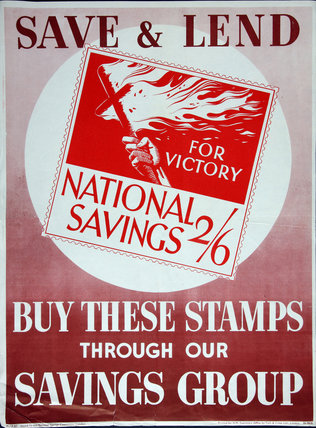 Save & Lend For Victory