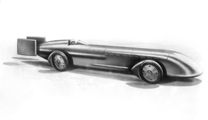 Car to attempt world speed record - 26-December-1929