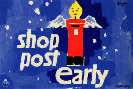 Shop post early