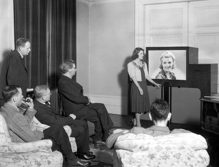 John Logie Baird John Logie Baird (1888-1946), television pioneer, 20 December 1940.