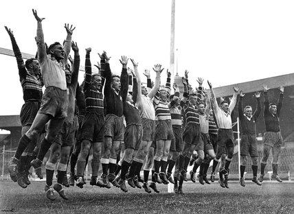 Australian Rugby Team, 15 August 1933.