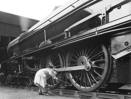 Wheel tapping, 1936
