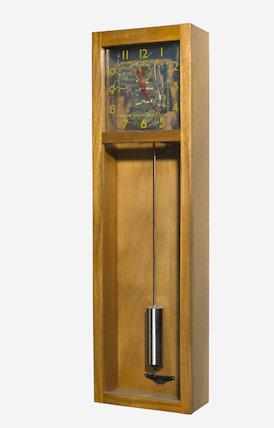 Pendulum clock.