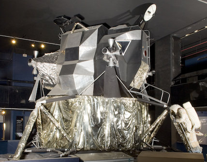 Apollo 11, Lunar Module 'Eagle', 1969.