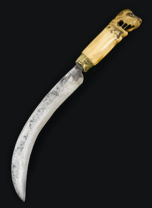 Amputation knife, Europe, 16th century.