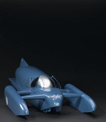 Bluebird K7',  World Water Speed Record contender, 1955.