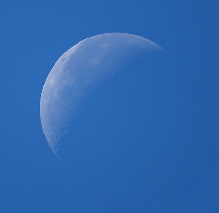 Daytime Moon, by Jamie Cooper.
