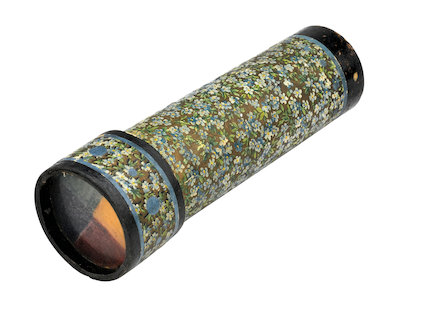Polycentral Kaleidoscope, late 19th century.