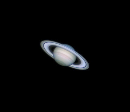 Saturn, by Jamie Cooper.
