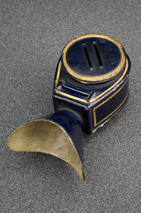 Murphy-type chloroform inhaler, Europe, 1850-1900