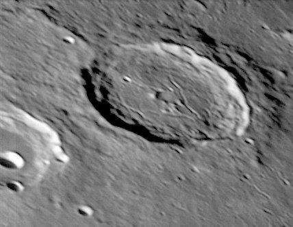 Atlas Crater, by Jamie Cooper.