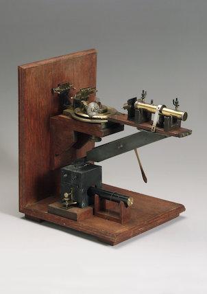 Bragg X-ray spectrometer, Europe, 1910-1926.