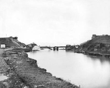 Llanddulas viaduct, 1879.