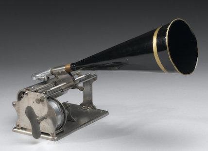 Graphophone, type   Q  , 1897.