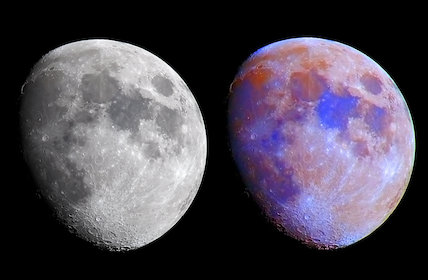 Moon, by Jamie Cooper.