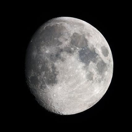 Gibbous Moon, by Jamie Cooper.