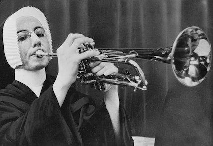 Trumpet Nun