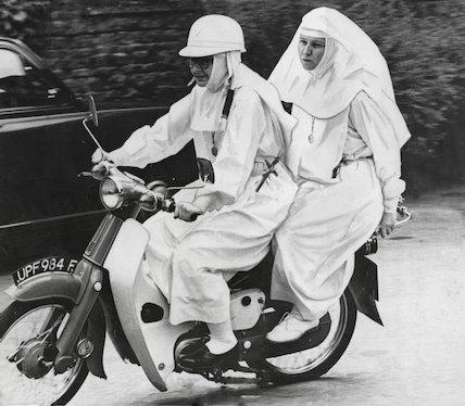 Motorcycle Nuns