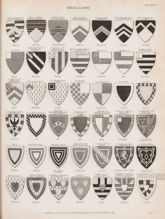 Heraldry: Rees' Cyclopaedia