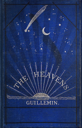Cover: The Heavens. An Illustrated Handbook of Popular Astronomy