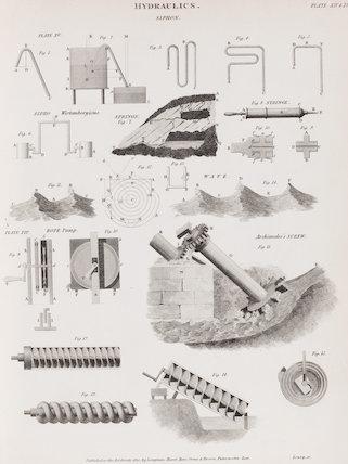 Siphon: Rees' Cyclopaedia