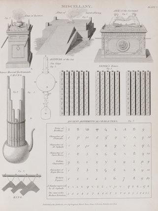 Miscellany: Rees' Cyclopaedia