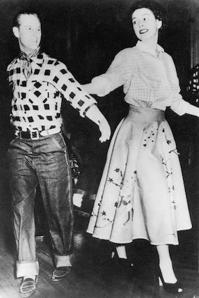 Princess Elizabeth dancing