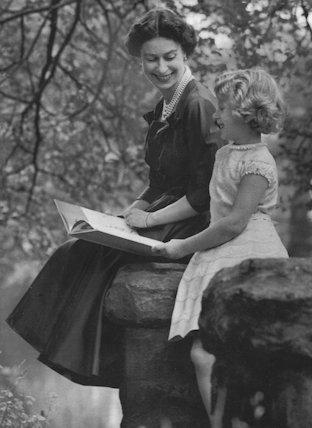 Seventh Birthday of H.R.H. Princess Anne
