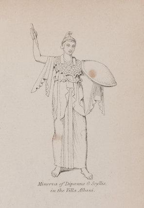 Minerva of Dipoenus