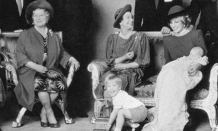 Royal Family in 1986