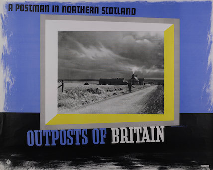 Outposts of Britain. A Postman in Northern Scotland - 1937