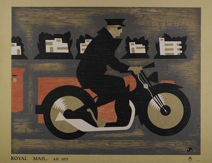 Royal Mail A.D. 1935 - 1936