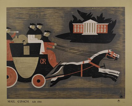 Mail Coach A.D. 1784 - 1936