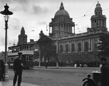 Northern Ireland - Belfast City Hall - 1935