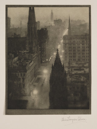 'New York - Fifth Avenue', about 1905