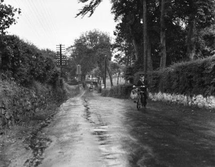 Northern Ireland - rural postman - 1935