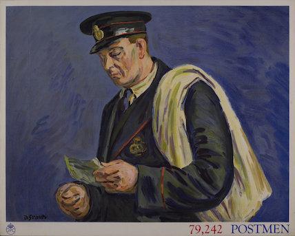 79,242 Postmen - 1939