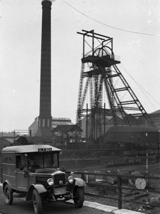 Baggeridge Colliery - 1935
