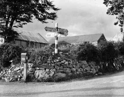 Northern Ireland - Magherasaul  - 1935
