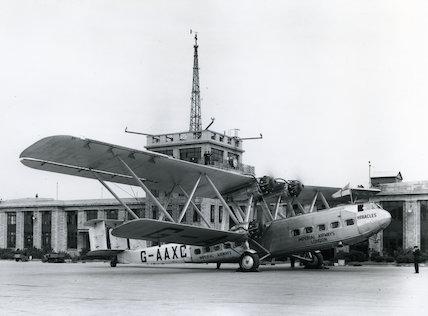 Air liner - 1933
