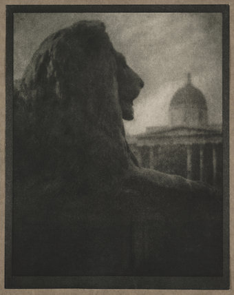 'The British Lion', about 1905