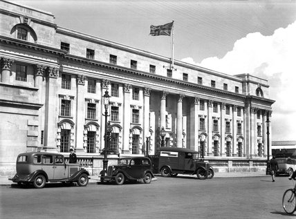 Northern Ireland - Law Courts, Belfast - 1935