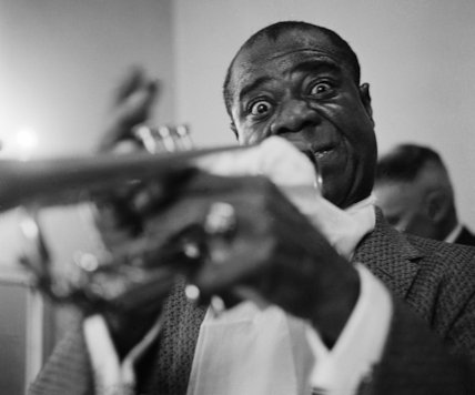 Louis Armstrong - 1956