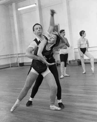 Robert Helmann & Nadia Nerina- Electra - 1963