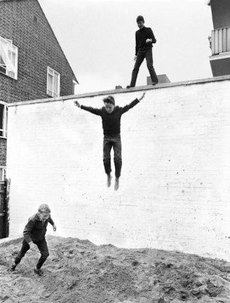 Boys in free fall - 2005