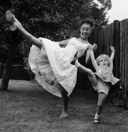Dance like Mum - 1962