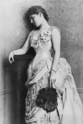 Lily Langtry - c1903