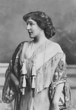 Lily Langtry - c1906