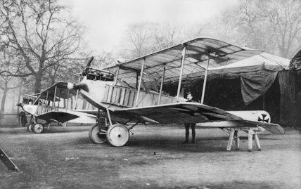 German Biplanes - c1915