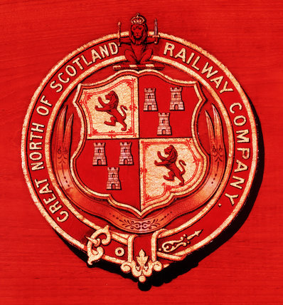 Crest, Great North of Scotland Railway Company